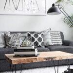 Renove a decoração trocando as almofadas!